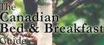 Canadian Bed + Breakfast guide