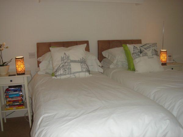 Ponsonby Place Bedroom 1